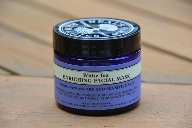 Neal's Yard Remedies - White Tea Facial Mask