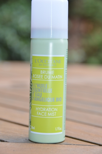 L'Occitane Angelica Hydrating Facial Mist