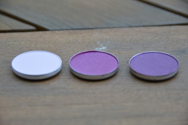 (L-R) Yogurt. Plum Dressing. Nocturnelle