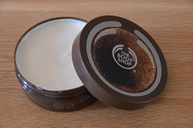 Body Shop Coconut Oil Body Butter