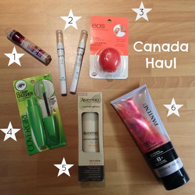 Canada Haul