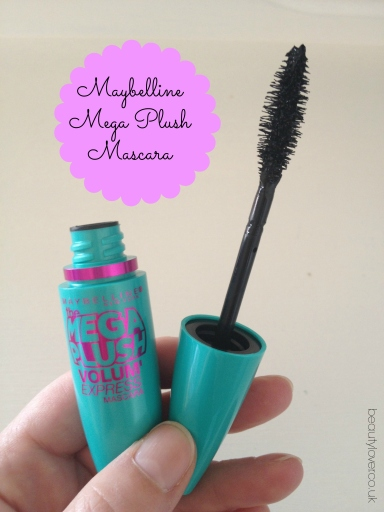 Maybelline Mega Plush Mascara